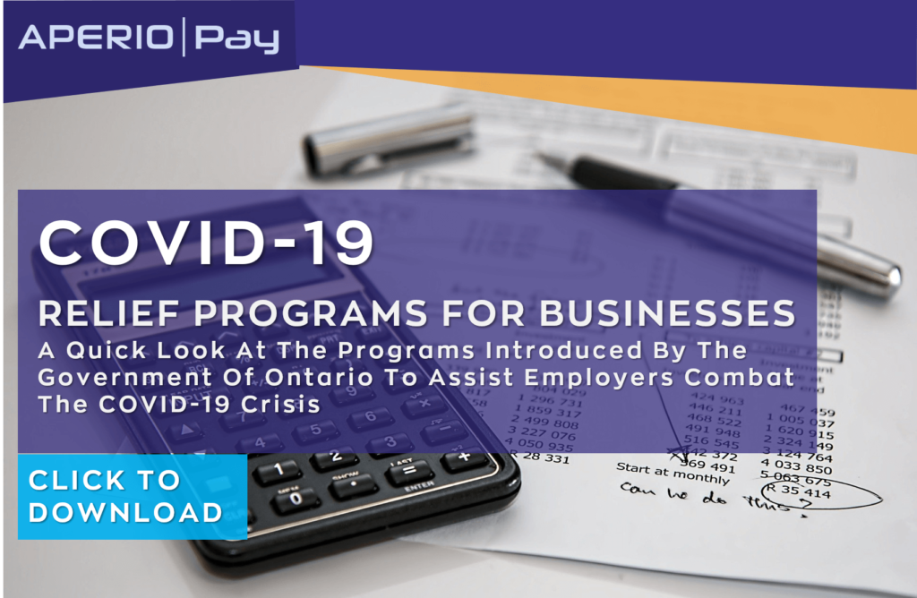 Aperio Pay - COVID-19 Click to download